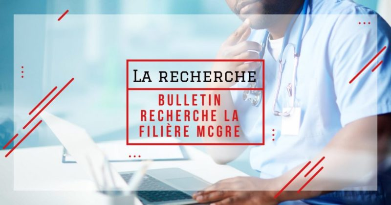 Bulletin recherche, drépanocytose